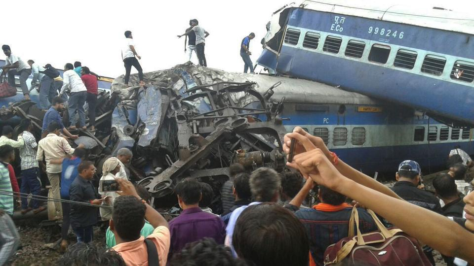 Indian Railways,Train accidents,Collisions