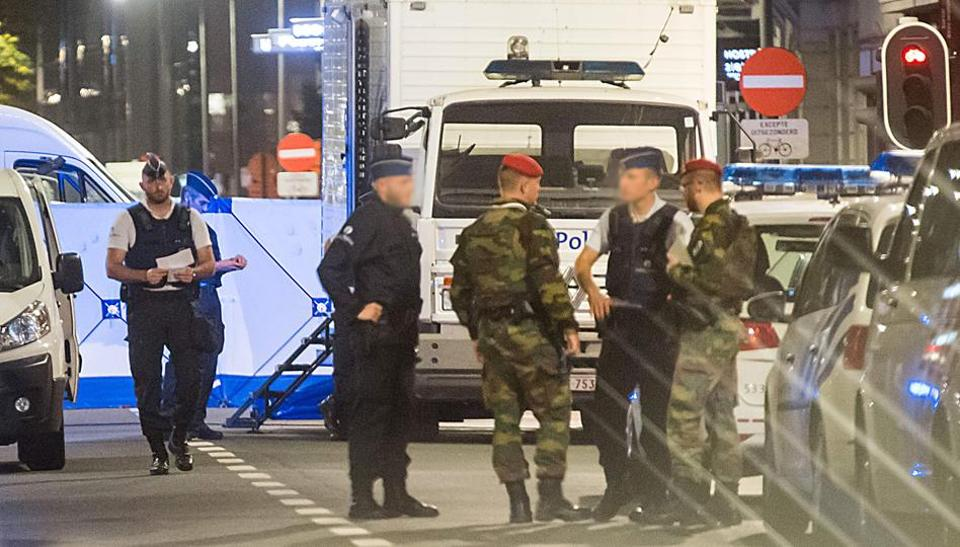 Brussels,Brussels terrorist attack,Islamic State