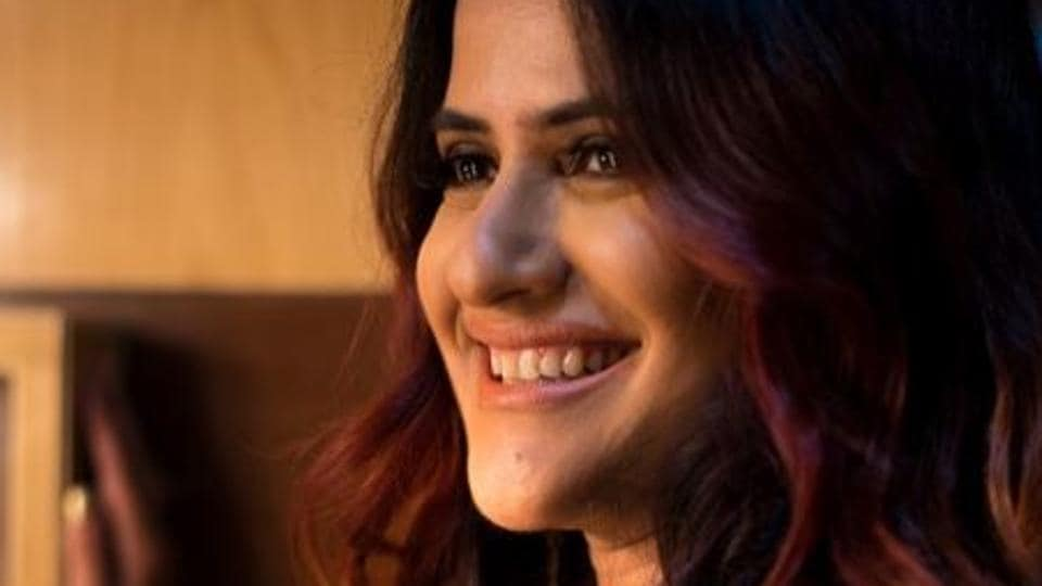 Singer Sona Mohapatra shares that her morphed photos were shared on various porn websites.
