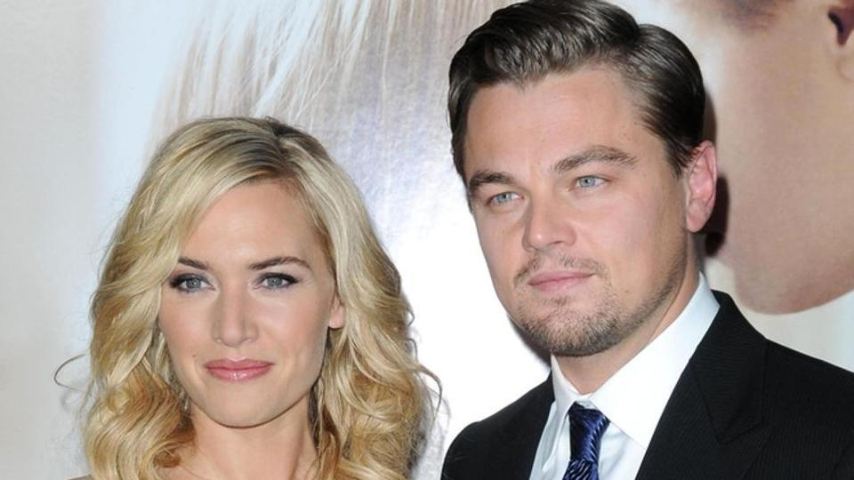 Kate Winslet,Leonardo DiCaprio,Titanic