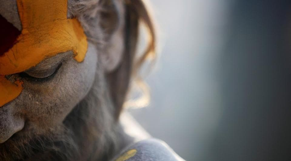 The Juna Akhara was the first to start verification of the details provided by aspiring sadhus in Kumbh Mela in 2013.