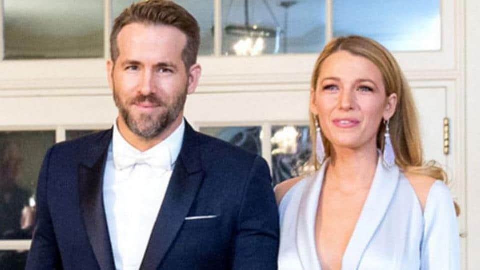 Blake Lively,Ryan Reynolds,Deadpool 2