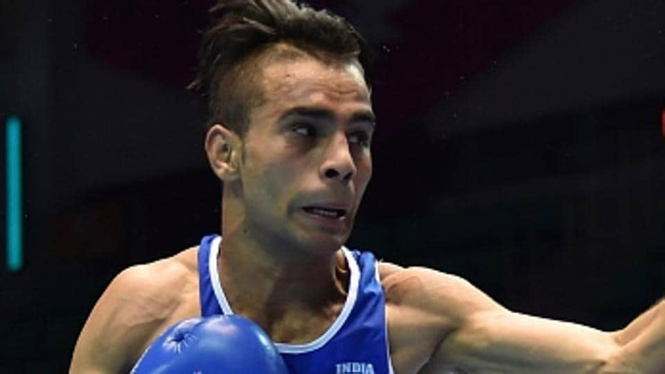 World Boxing Championships,Amit Phangal,Gaurav Bidhuri