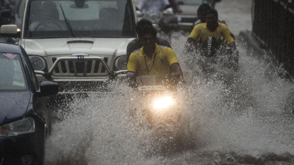 Mumbai,Mumbai weather,Mumbai monsoon