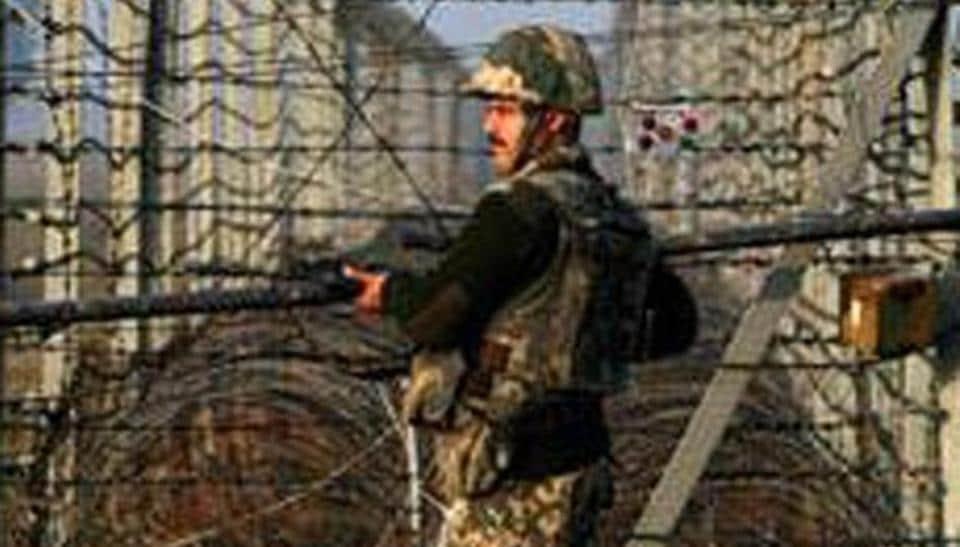 Pakistani Rangers killed,BSF,LoC