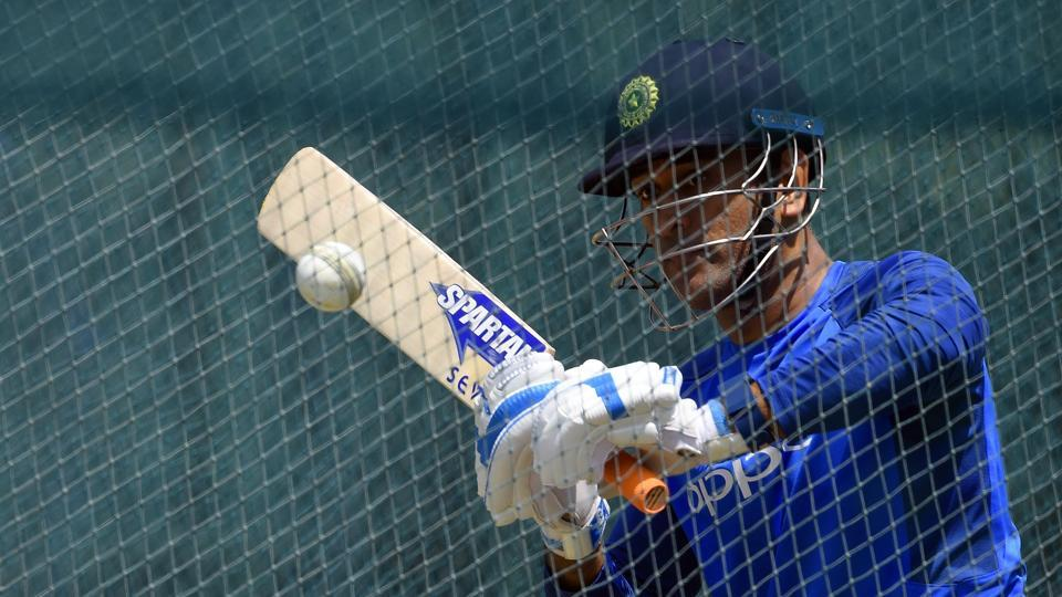Mahendra Singh Dhoni's form will be crucial to India's chances in the remaining ODIs and the upcoming season.  (AFP)