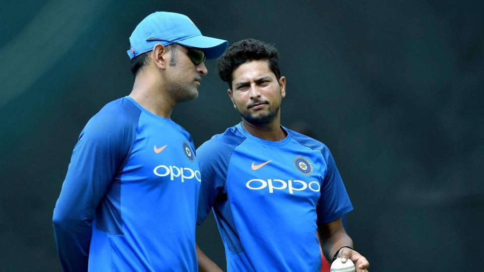 Kuldeep Yadav, who performed in the Pallekele Test, could play his first ODI of the series.  (PTI)