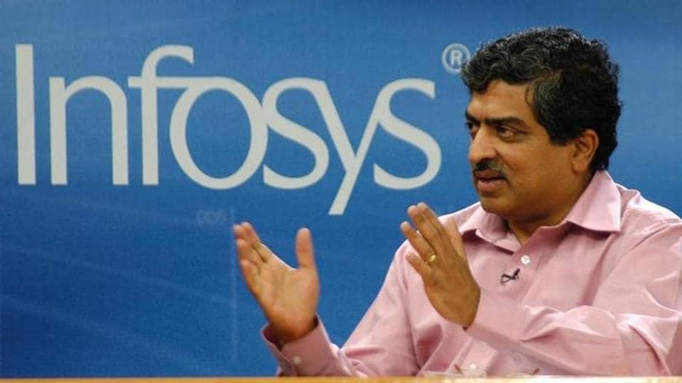 Infosys,Nandan Nilekani,N. R. Narayana Murthy