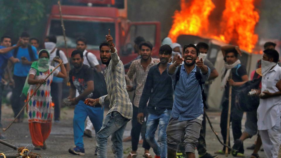Panchkula violence,Ram Rahim rape verdict,Manohar Lal Khattar
