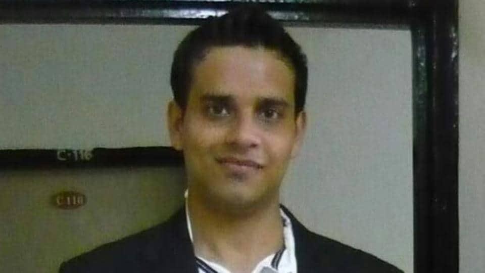 The victim, Shashwat Pande, worked with the radiology department of St Stephen's hospital as an intern.