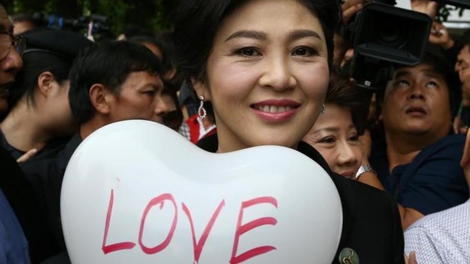 Thailand politics,Yingluck Shinawatra,Thailand military
