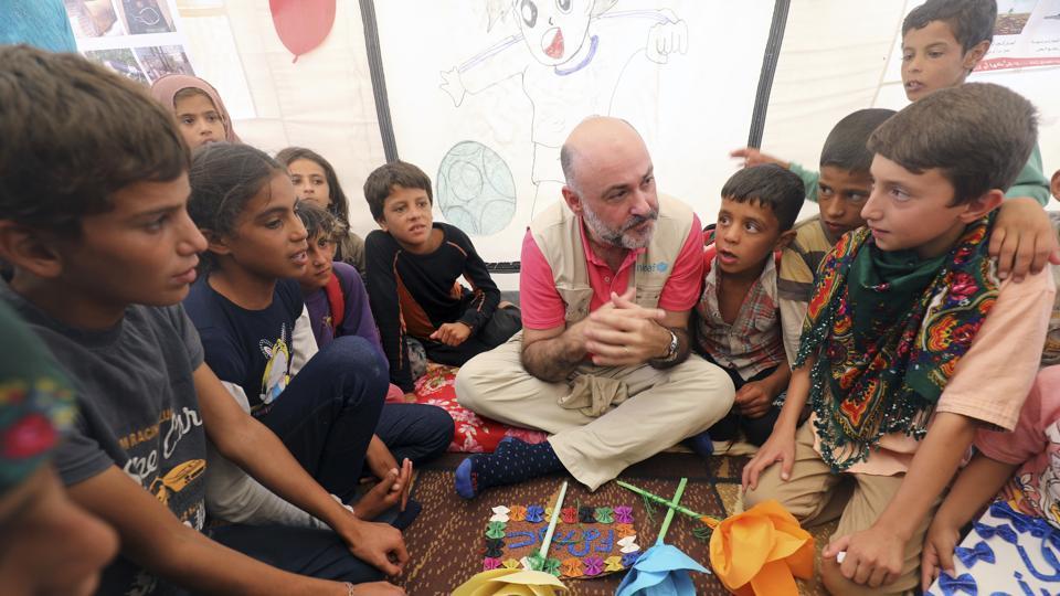 Syria,Raqqa,Raqqa children