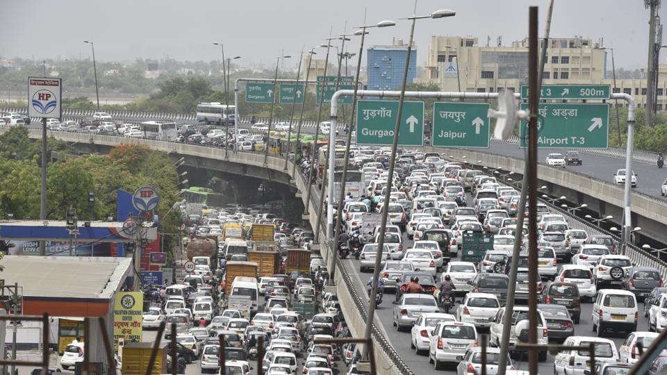 delhi,dhaula kuan,delhi congestion