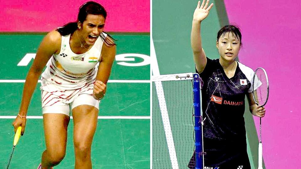 Image result for World Badminton Championships 2017: PV Sindhu loses to Japan's Okuhara in final