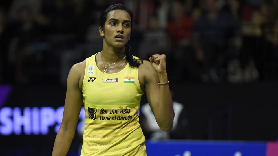 PV Sindhu made a tremendous comeback to clinch the second game 20-22. (AFP)