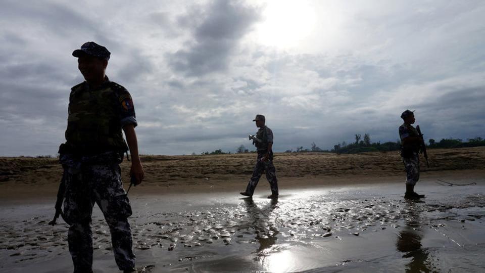 Myanmar violence,Rakhine,Rohingya militants