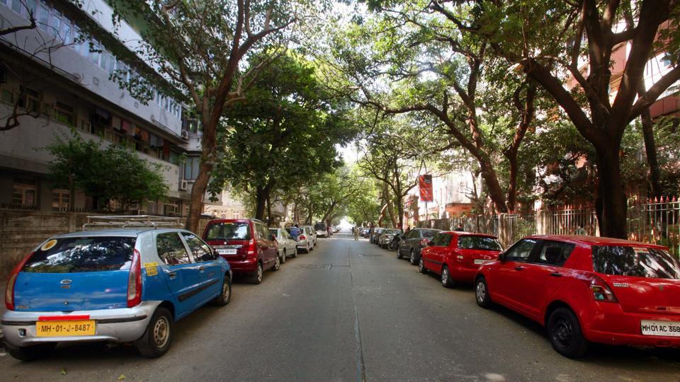 Police found the decreasing number of parking space in south Mumbai compared to the number of vehicles a cause of concern.