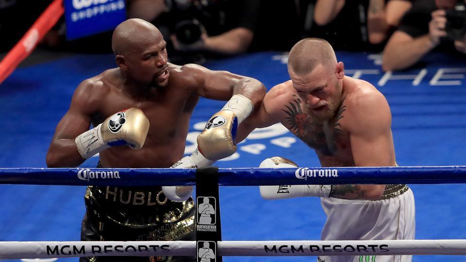 Floyd Mayweather vs Conor McGregor,Floyd Mayweather,Conor McGregor