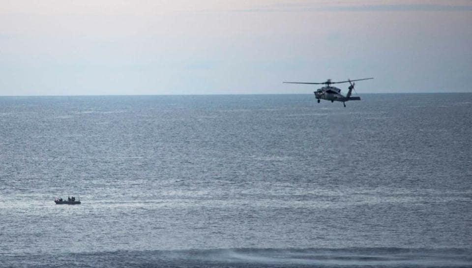 Japan,Maritime Self-Defense Force,Sea of Japan