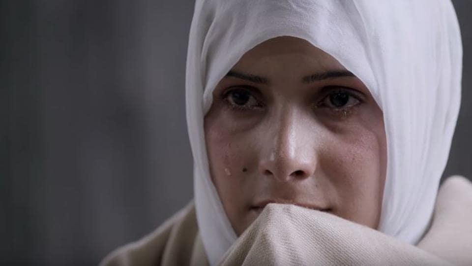Half Widow,Kashmiri half widows,Neelofar Hamid
