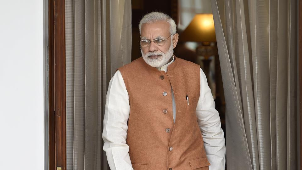 Prime Minister Narendra Modi says under the Pradhan Mantri Mudra Yojna, millions and millions have been able to get loans from banks without any guarantee.