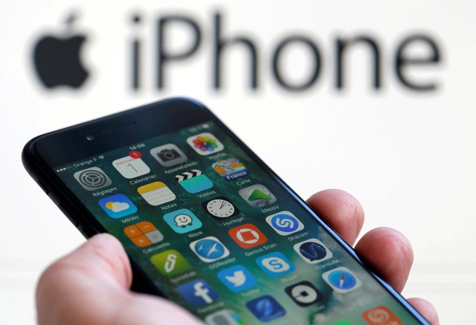 No, Apple didn't suffer a cyber attack. REUTERS/Regis Duvignau - RTX2Z6N2