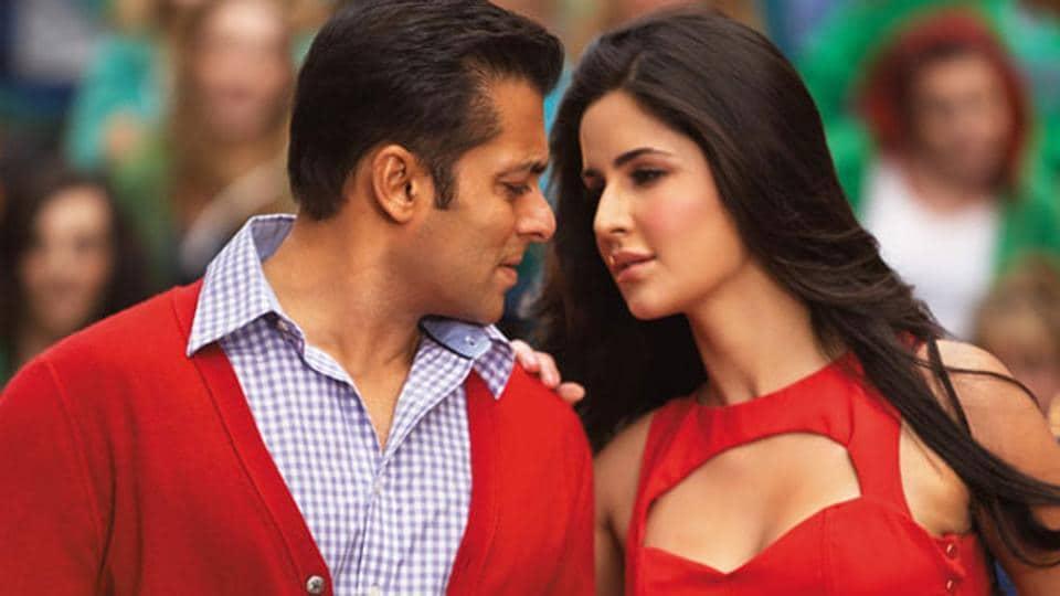 Salman Khan,Katrina Kaif,Salman Katrina video