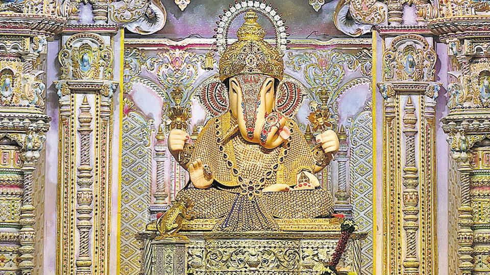 Pune,Ganesha,revered
