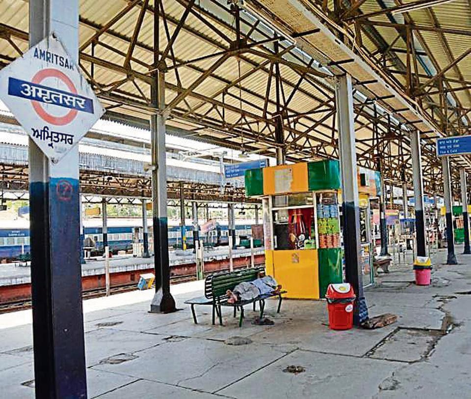 Trains,Jalandhar,Ram Rahim