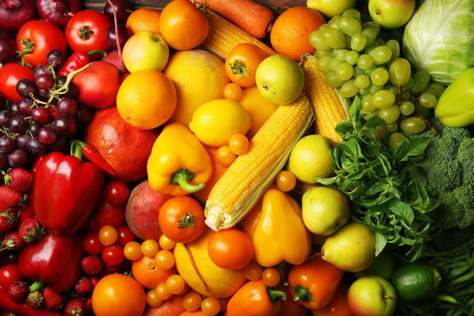 Seasonal fruits and vegetables,Immune system,Immunity