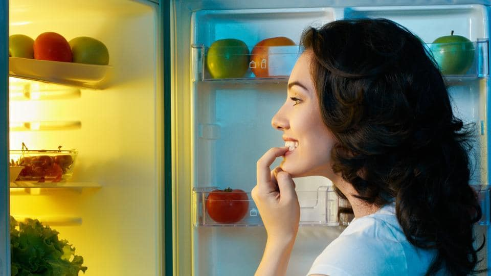 Many studies link midnight snacking to weight gain. But if you stay hungry all night, you are more likely to pick an unhealthy breakfast option.