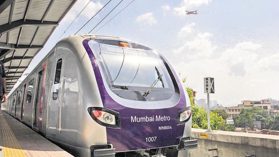 Mumbai Metro,Mumbai commute,Metro 2B