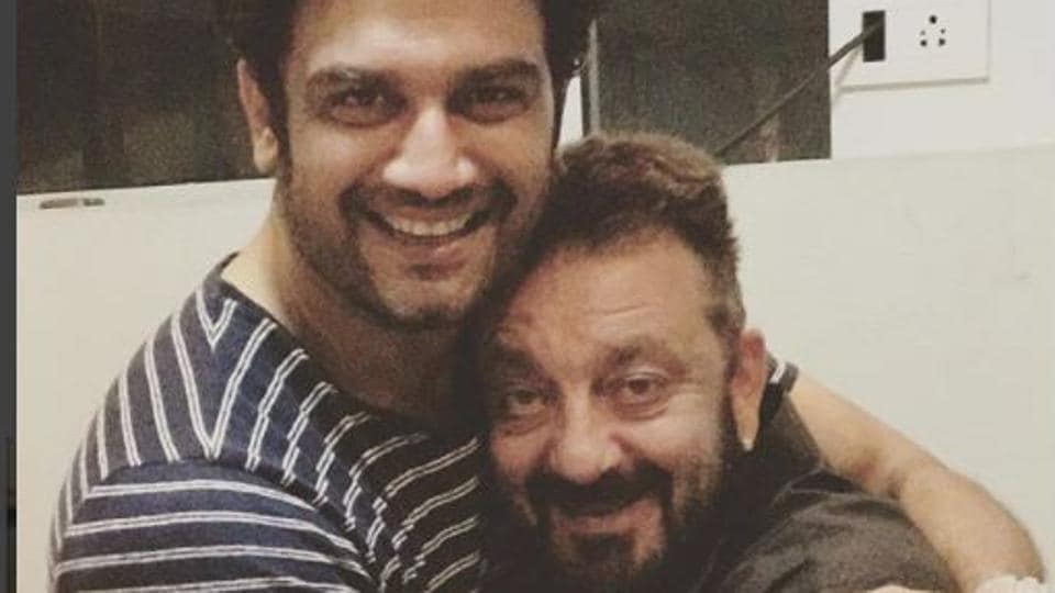 Actor Sharad Kelkar is playing the role the lead antagonist in Sanjay Dutt's comeback film, Bhoomi.