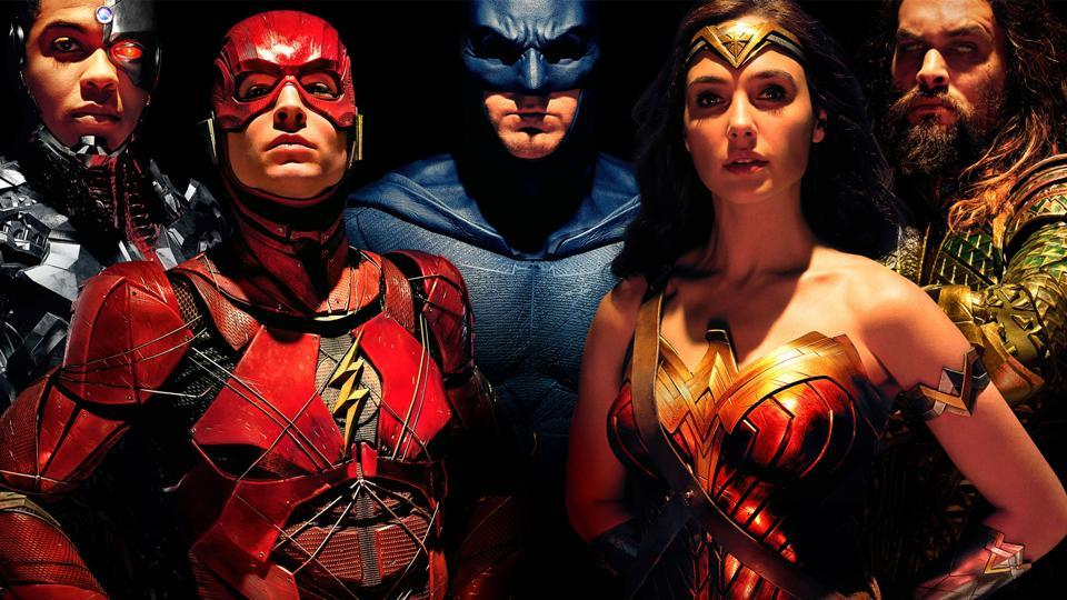 Fall movie preview,Justice League,Blade Runner 2049