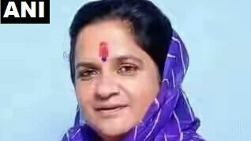 Kirti Kumari,Mandalgarh,BJP MLA