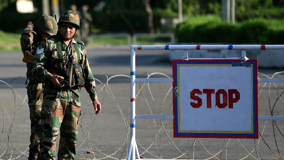 """""""Additional forces have been deployed in nine districts under Meerut zone due to its proximity with Haryana."""""""