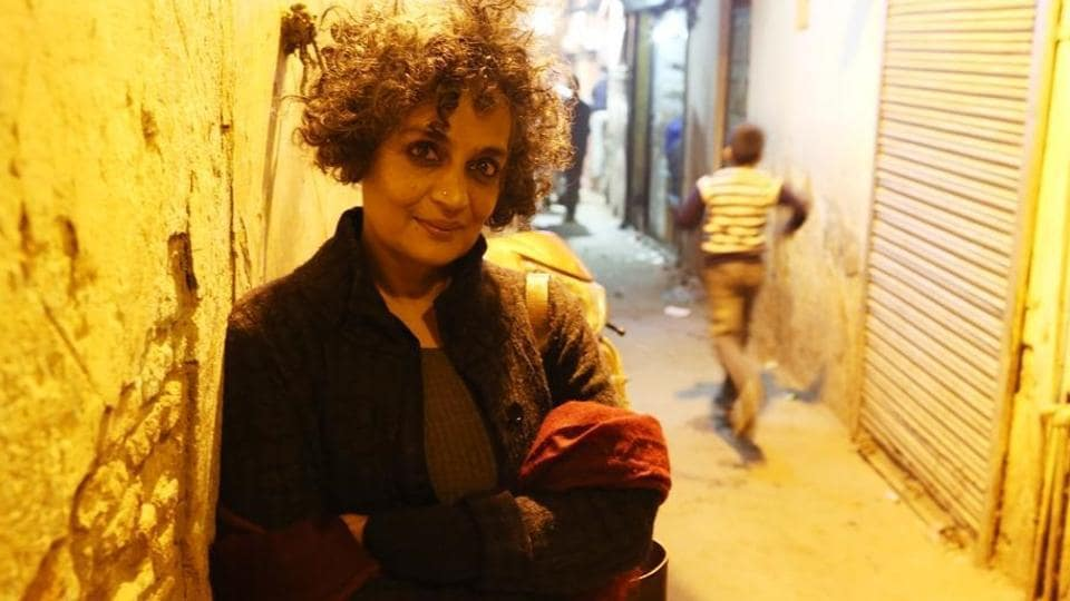Arundhati Roy,Man Booker Prize,The Ministry of Utmost Happiness