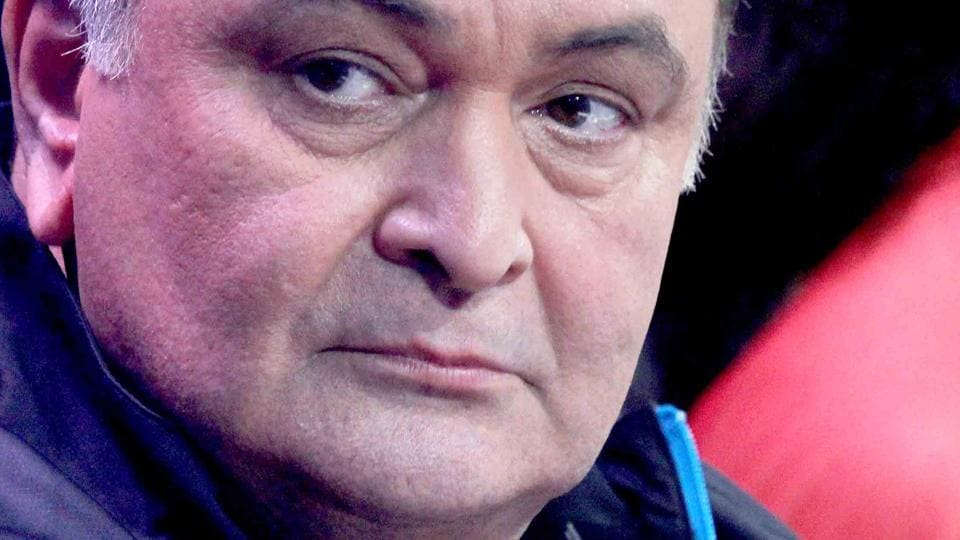 Case Filed Against Rishi Kapoor For Posting A Derogatory Picture On Twitter