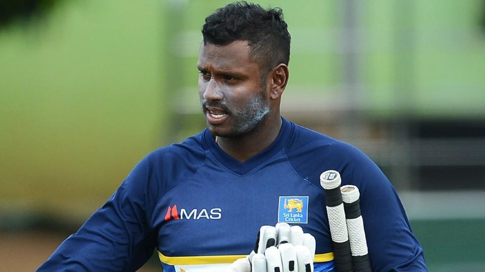 India vs Sri Lanka,Angelo Mathews,Arjuna Ranatunga