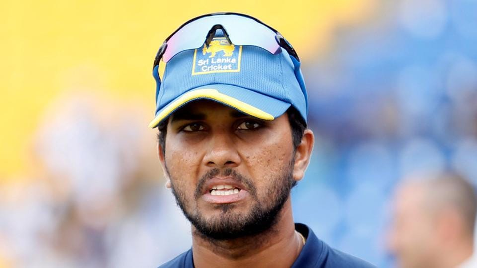 Dinesh Chandimal,India vs Sri Lanka,Pallekele