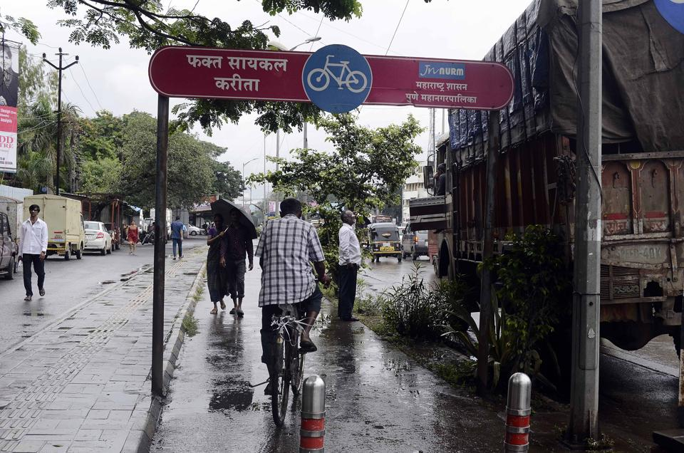 Pune,suggestions on draft bicycle plan,Pune Municipal Corporation
