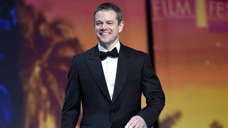 Matt Damon says he has seen first-hand the devastating effects on health, the threat to women and children, and the contamination of safe drinking water from open defecation.