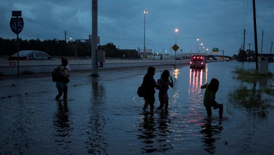 Hurricane Harvey,Indian-American,Indians in US