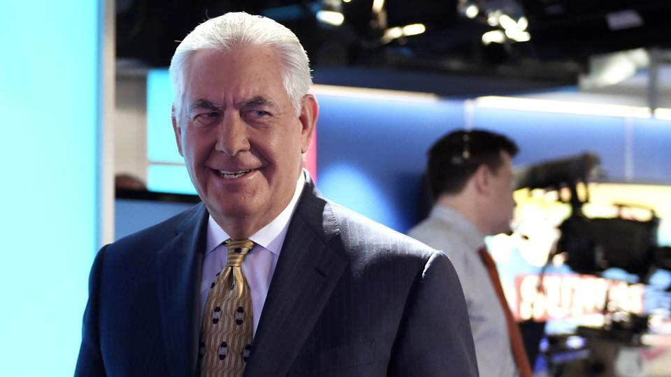 Tillerson on Trump's Charlottesville response: 'President speaks for himself'