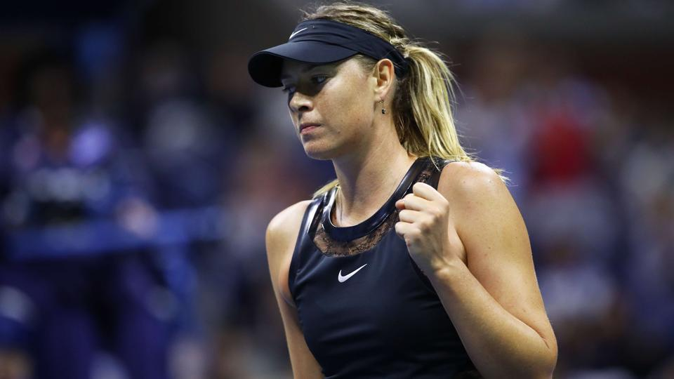 Maria Sharapova,Tennis,US Open