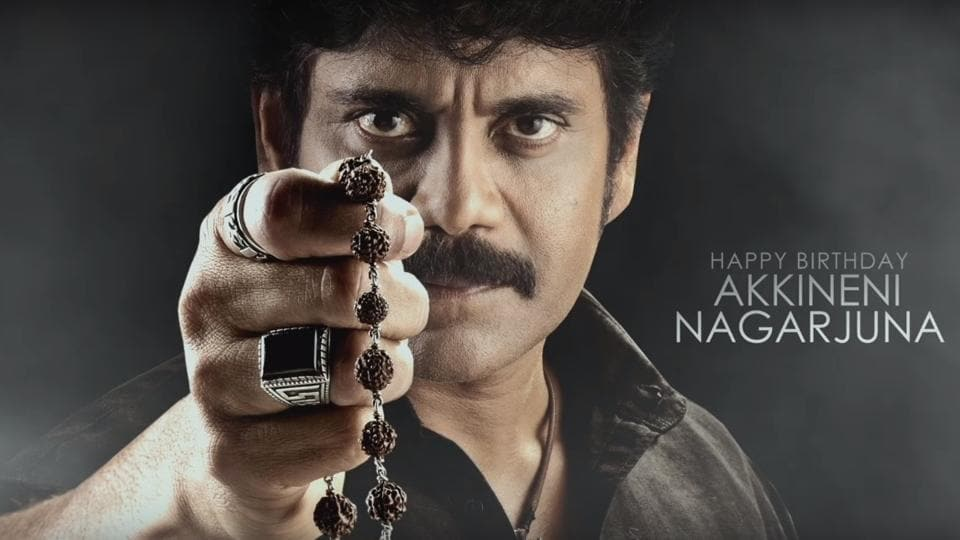 Nagarjuna's next is the horror comedy Raju Gari Gadhi 2. Its motion poster came out on the star's birthday on Tuesday.