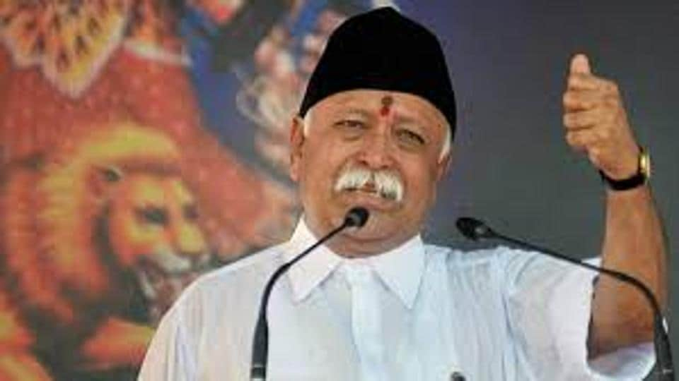 In December Mohan Bhagwat is expected to stay for five days in Bengal. Usually he stays for two to three days.