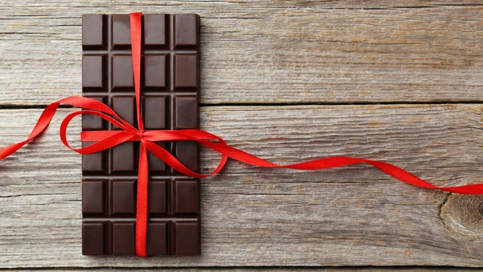 """Researchers found that olive oil-enriched chocolate was associated with  increased """"good"""" cholesterol and decreased blood pressure."""