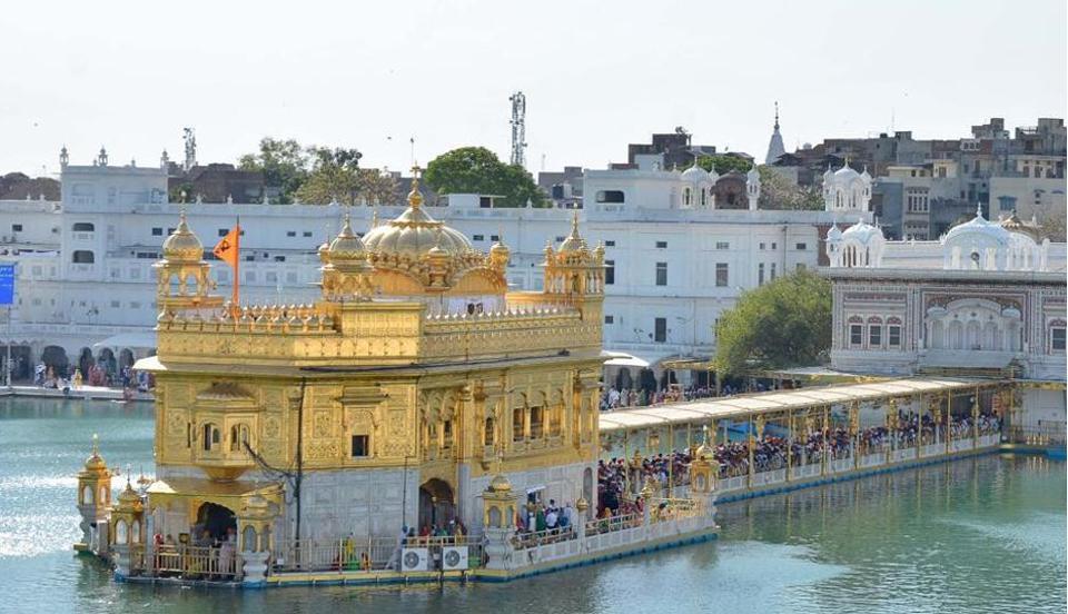 Gurdwara Chhota Ghallughara,Akal Takht,Giani Gurbachan Singh