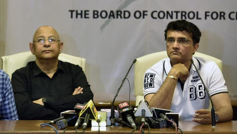 Sourav Ganguly,Duleep Trophy,Board of Control for Cricket in India